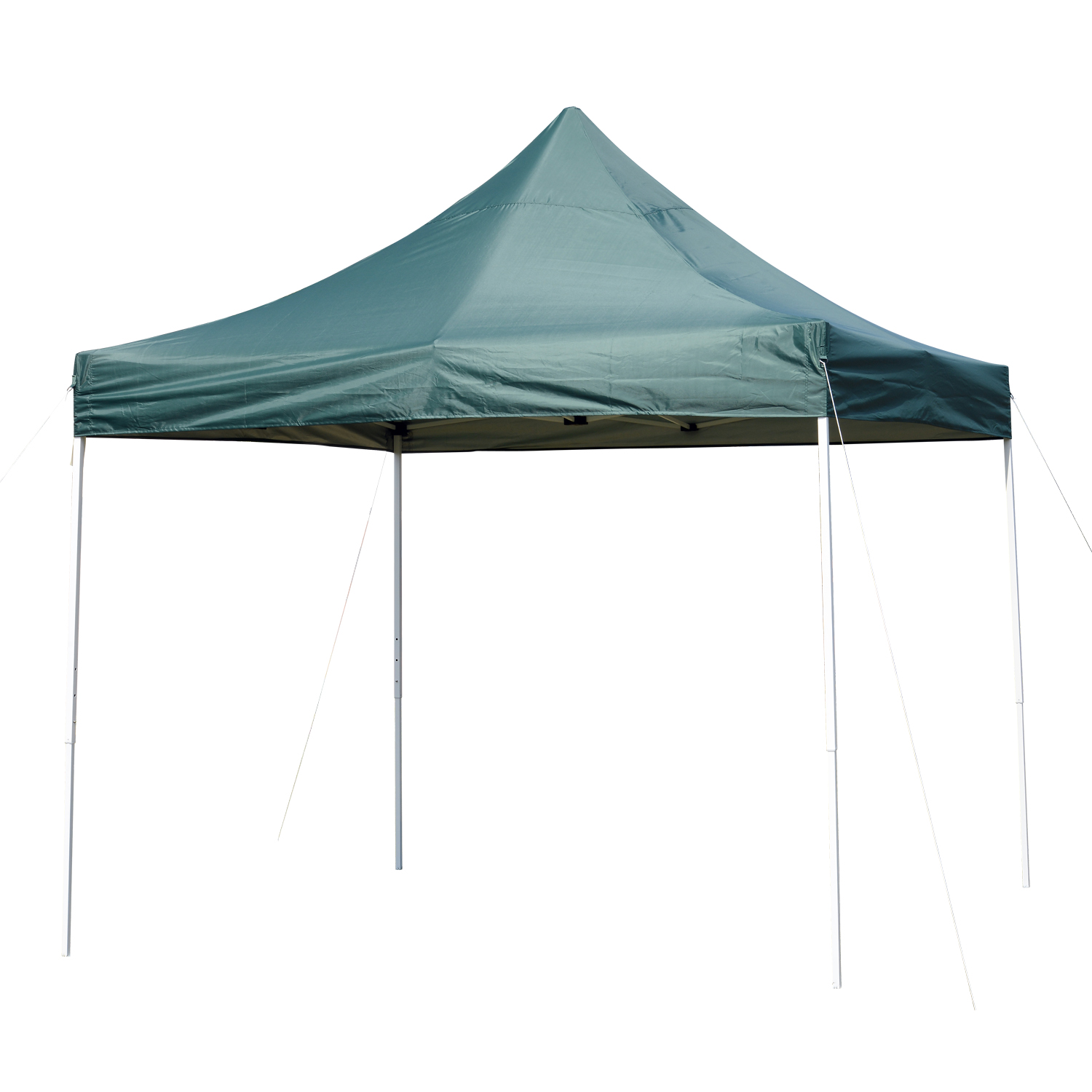Image of £35.99 Outsunny Pop-up Tent Canopy, 3x3 m-Green / 3M x Garden Canopy Sun Shelter Party Marquee Wedding Gazebo w/Carry Bag - Green Carry 84C-076GN 5056029889701