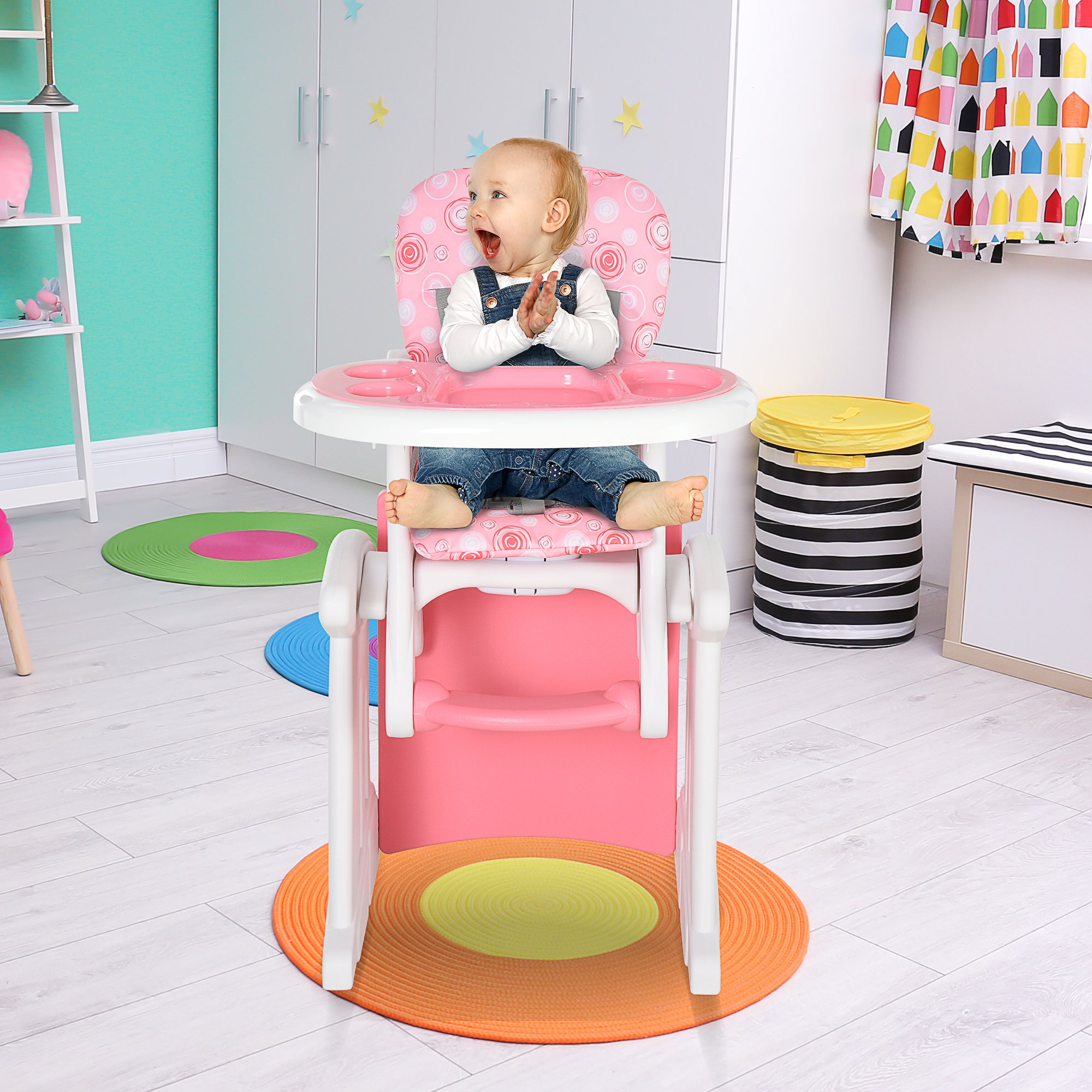 Highchairs & Booster Seats