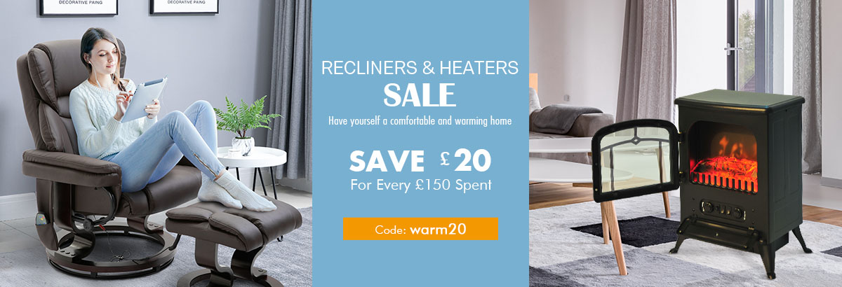 Recliner&Heaters Offer